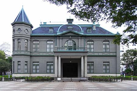 福岡県公会堂貴賓館01