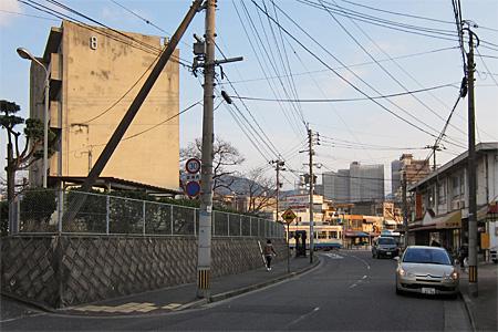 萩原駅の踏切06