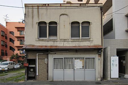 神屋町の旧カフェー建築10