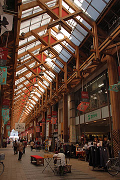はりまや橋商店街02