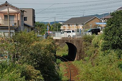 佐世保市田原町のコンクリートアーチ橋01