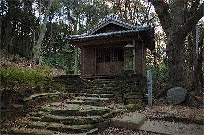 枯松神社01