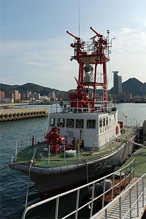 消防艇きよたき01