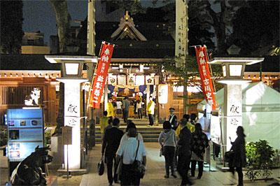 櫛田神社01