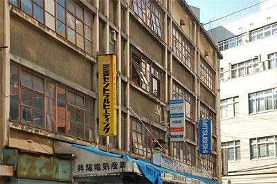 京橋会館の一般公開10
