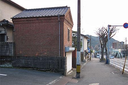 門司区清見のレンガ建築12