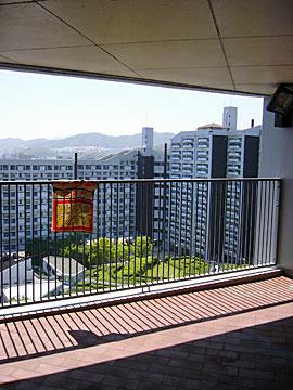 基町高層アパート22