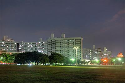 基町高層アパート30
