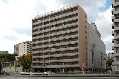 西長堀アパート01