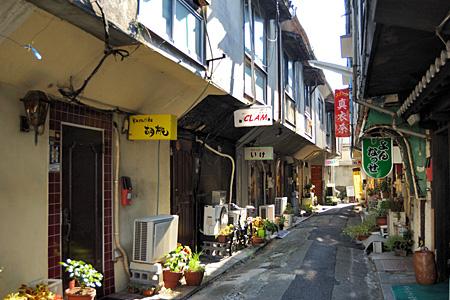 大牟田市の飲み屋街23