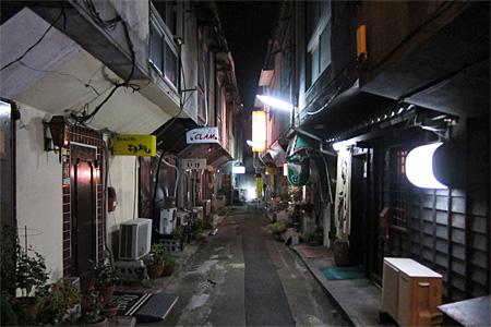 大牟田市の飲み屋街25