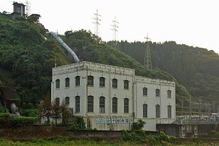 女子畑発電所06