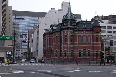 旧日本生命九州支店