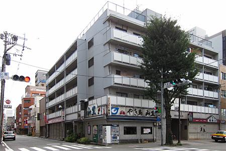 冷泉公団住宅01