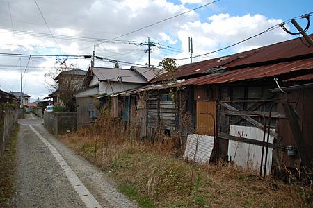 志免炭鉱の住宅16