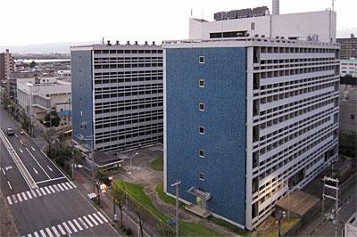 塩野義製薬中央研究所