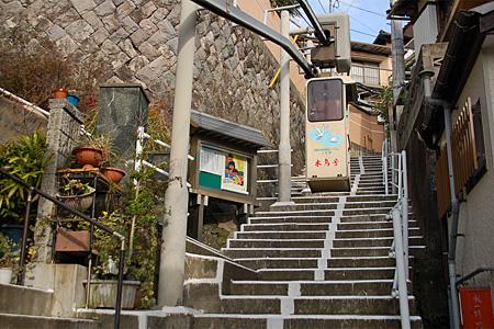 長崎市斜面移送システム