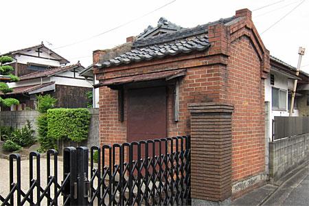 吉塚のレンガ建築02