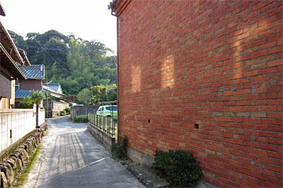 太宰府市のレンガ建築03