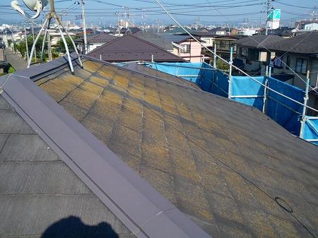 04施工前屋根全体