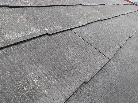 03高圧洗浄完了屋根