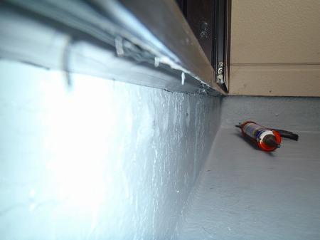 07 防水層立上りおさめシール処理