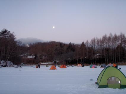 1.松原湖