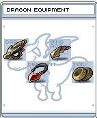 ドラゴン装備