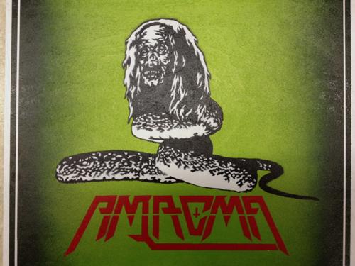 paranoid x amacma