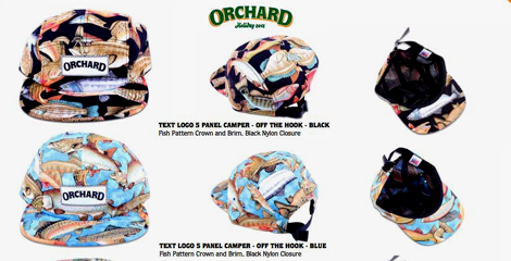 オーチャード魚