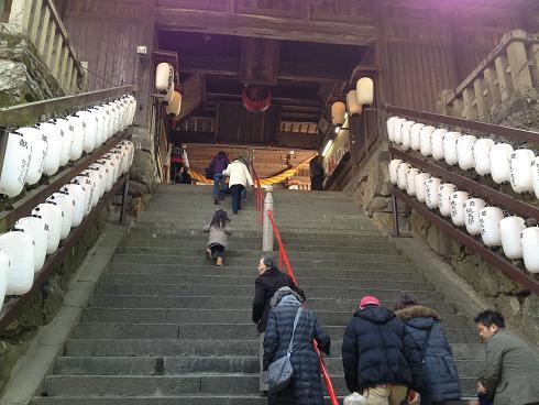 吉備津階段