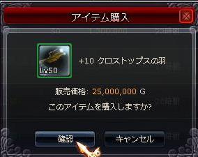 長弓50M10購入