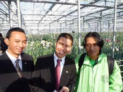ASEAN農業研修生