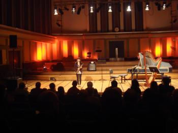 concert in flagey