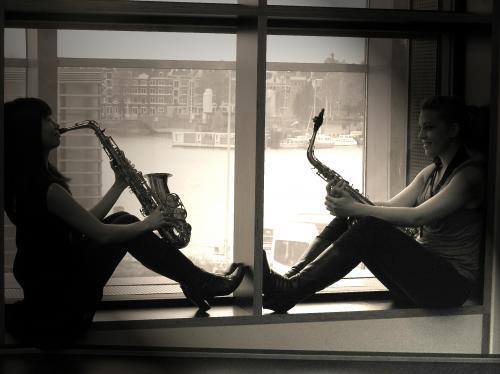 Sax Duo(名前考え中)