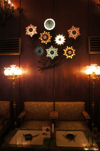 貴奈 花の照明の席