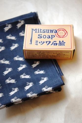 ミツワ石鹸