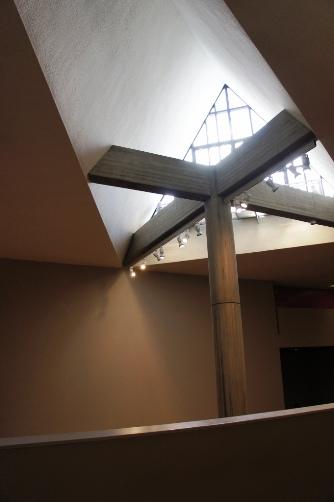 国立西洋美術館・トップライト