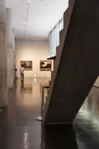国立西洋美術館・階段