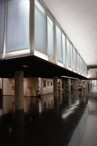 国立西洋美術館・回廊