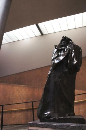 国立西洋美術館・ロダンのナントカ