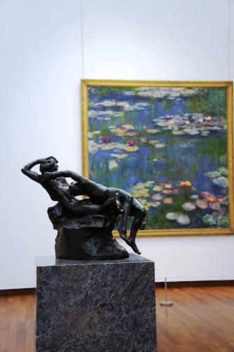 国立西洋美術館・モネの部屋