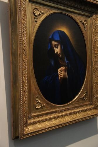 国立西洋美術館・悲しみの聖母