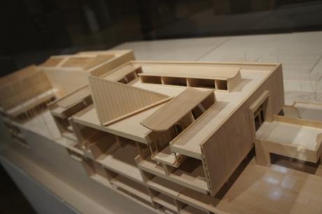 国立西洋美術館・模型①