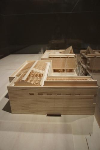 国立西洋美術館・模型②