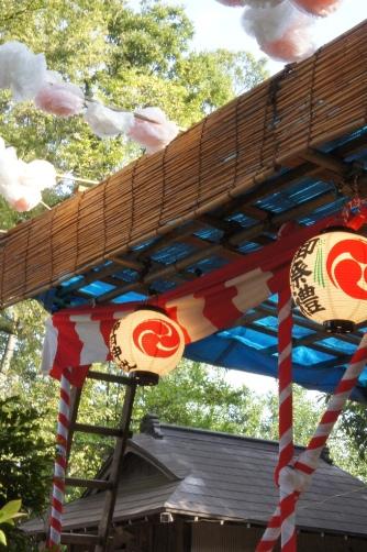 2011神明社秋祭り②