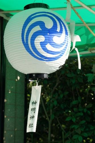 2011神明社秋祭り①