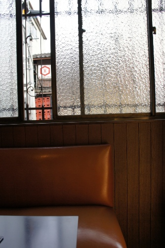 カヤバの窓からキッコーマン