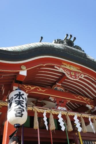 2011宝探し・水天宮
