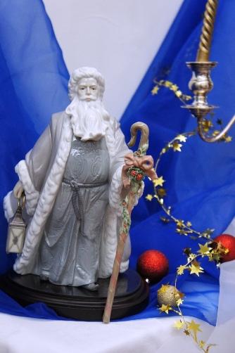 公会堂多賀 クリスマスの飾り